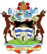150px-Coat of arms of Antigua and Barbuda